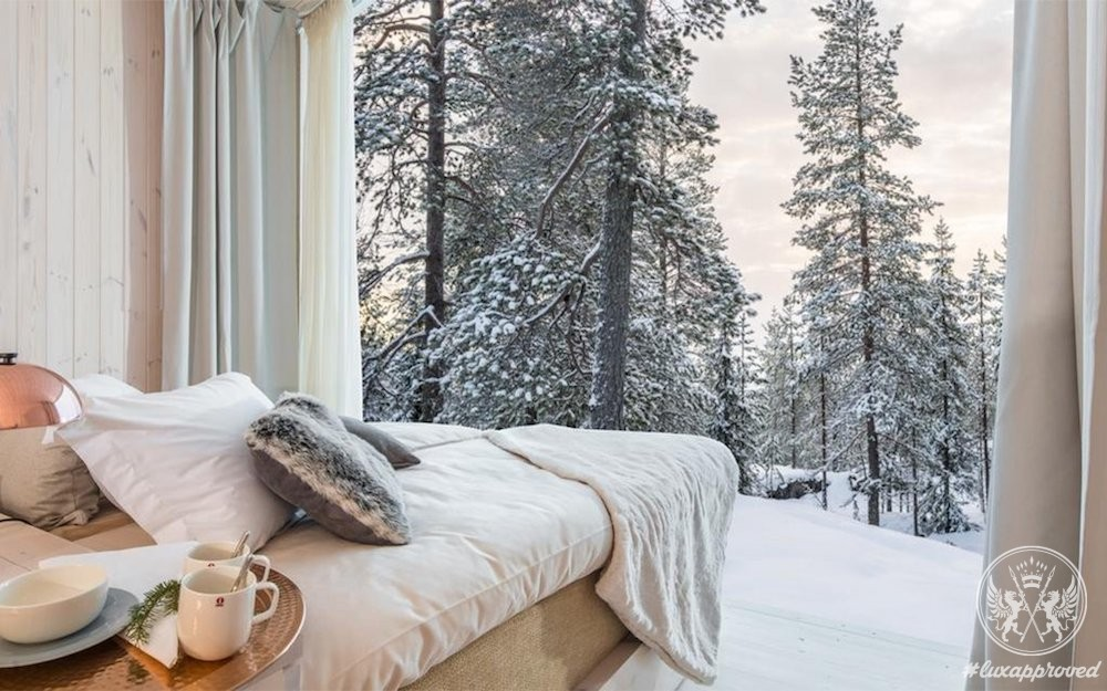 Arctic TreeHouse Hotel Is Due to Open in November