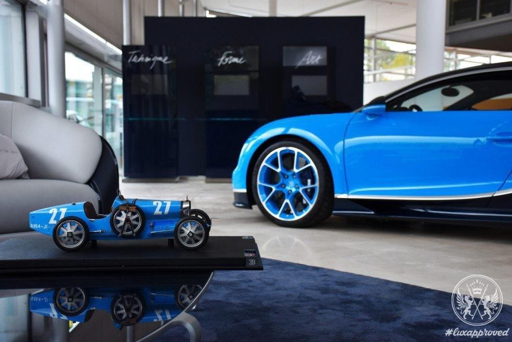 Bugatti Zurich Boasts an Award-winning Showroom Design