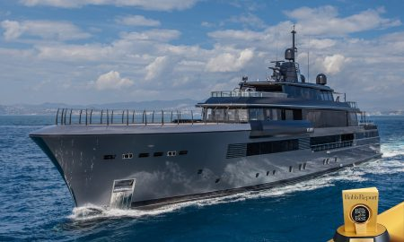 "CRN's M/Y Atlante Takes Home Robb Report's ""Best of the Best 2016"" Trophy"
