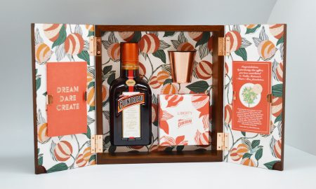 "Cointreau ""Your Parisian Zest Coffret"" Limited Edition Gift Box"