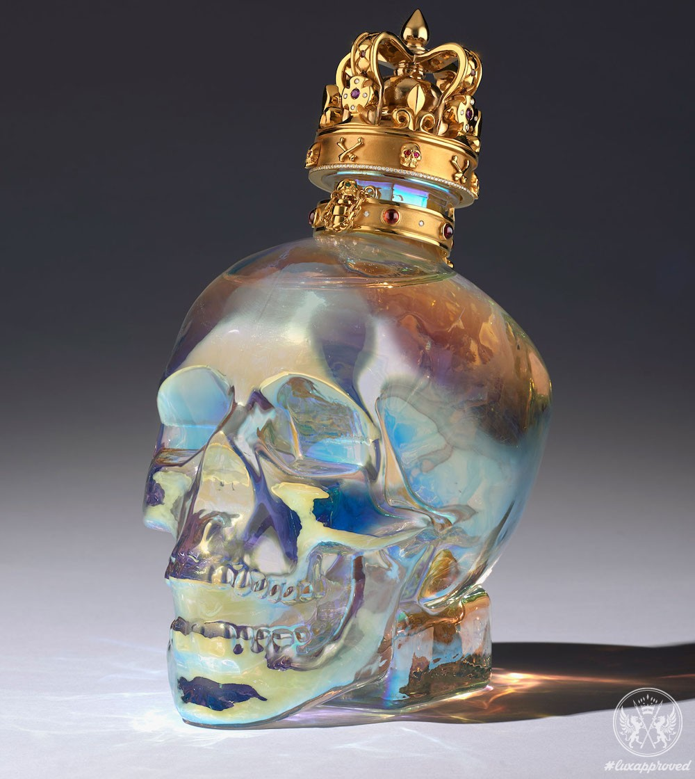 Crystal Head Vodka Unveiled the Limited Edition Aurora Magnum
