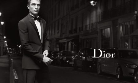 Robert Pattinson for Dior Homme Spring/Summer 2017