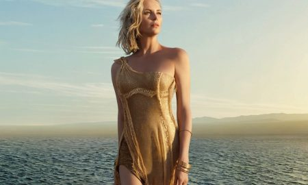 Charlize Theron Is the Incarnation of J'adore in a New Dior Campaign