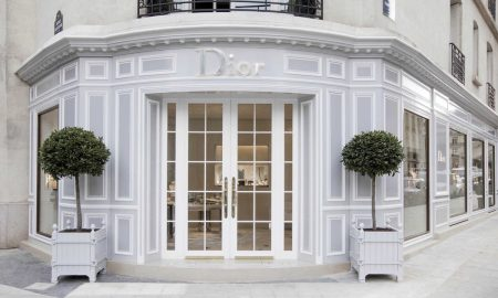Paris' New Dior Joaillerie Boutique Boasts an Exclusive Selection of Limited-Edition Pieces