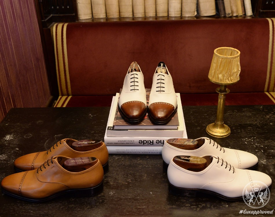 "Salvatore Ferragamo Announces ""Customize Your Tramezza"" Bespoke Service"