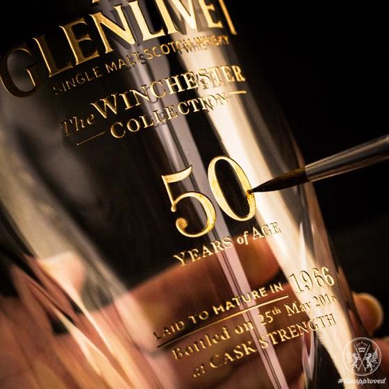 Glenlivet Winchester Collection Vintage 1966 Is Priceless