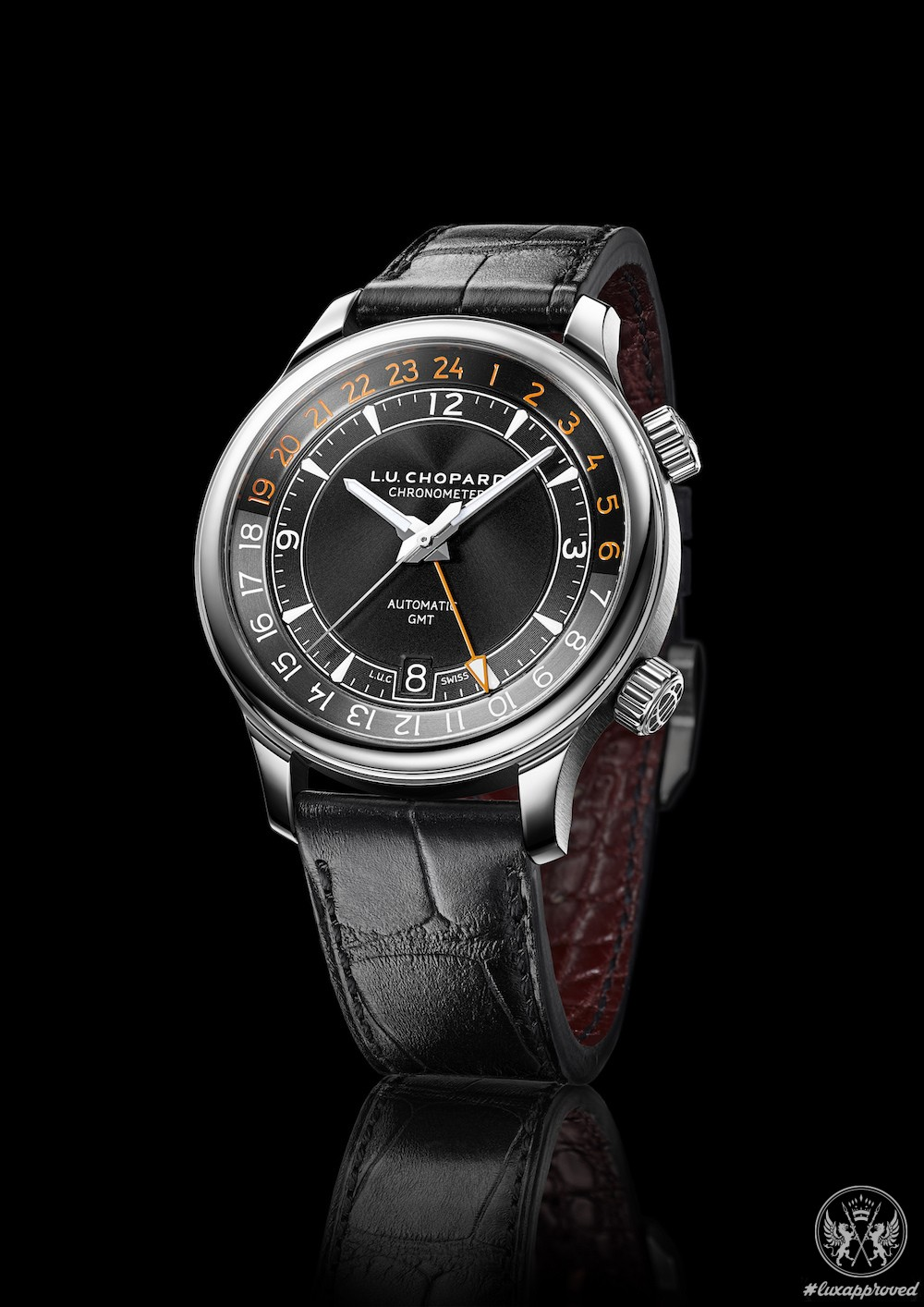 Chopard Releases New Watches, L.U.C Time Traveler One & GMT One