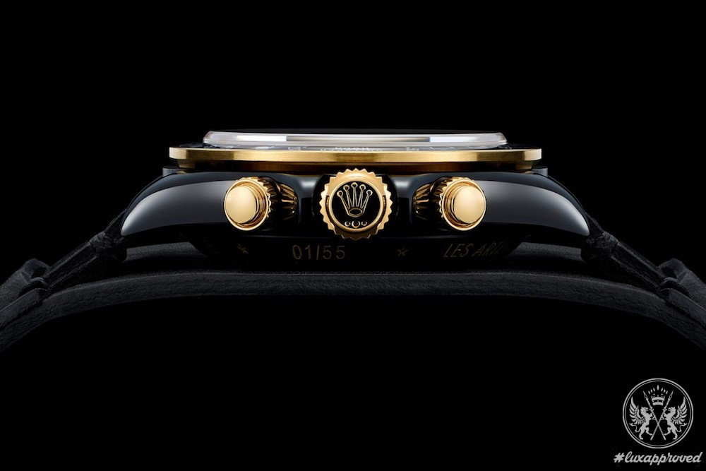Fit for Rock Star: LK 01 Rolex Daytona Watch Designed By Lenny Kravitz