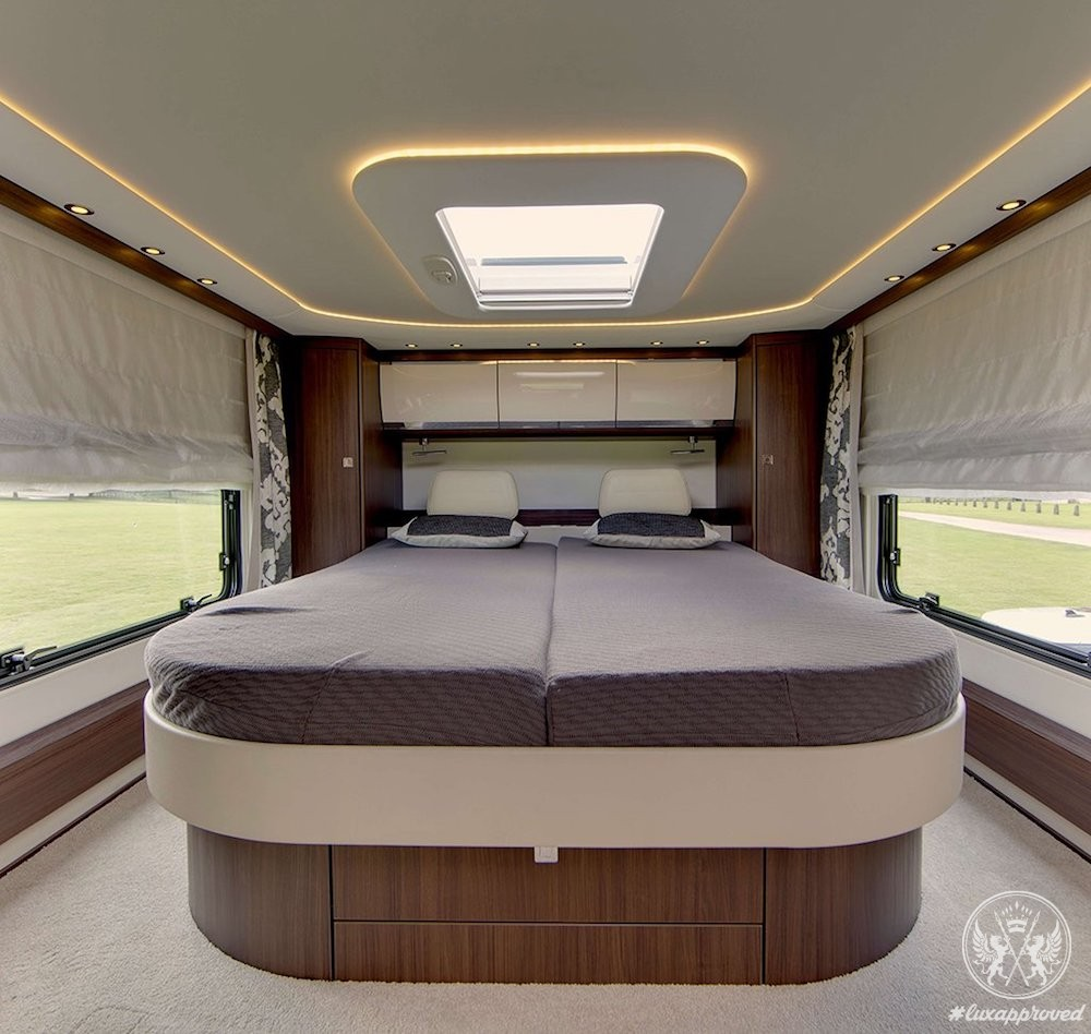 Morelo Empire Liner Is the Lamborghini of the Leisure Vehicle World
