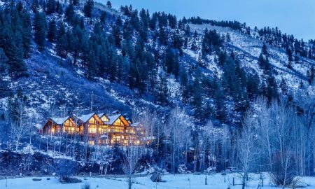 The $14,9 Northstar Lodge in Aspen is a Masterpiece of Western Ideals