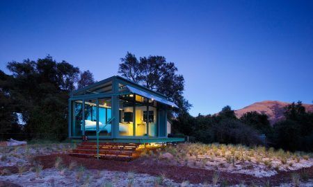 Unplug From Reality inside the PurePods Vacation Home