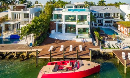Villa Venetian In Miami Beach Is Listed for $16.95 Million