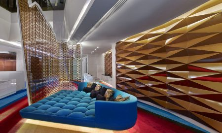 Futuristic W Dubai Al Habtoor City is the Brand's First Hotel in the UAE