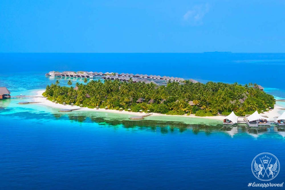 Extreme Island Takeover at W Maldives