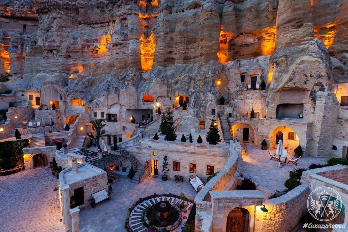 Yunak Evleri Is the 5-Star Cave Hotel of Your Dream