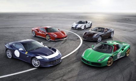 Ferrari Tailor Made Creates 70 Liveries To Celebrate 70th Anniversary