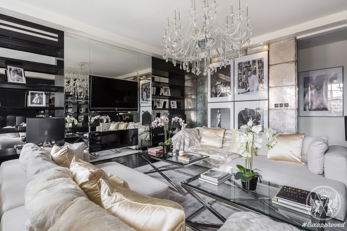 Alexander McQueen's Penthouse in London's Mayfair Apartments Is Listed For $10 Million