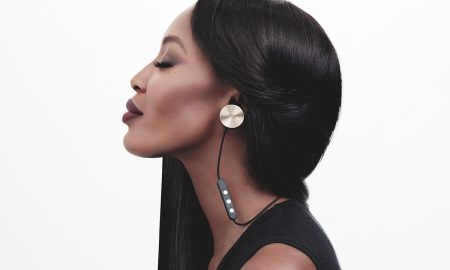 Naomi Campbell & Kendall Jenner Front Stylish Campaign for i.am+ BUTTONS Earphones