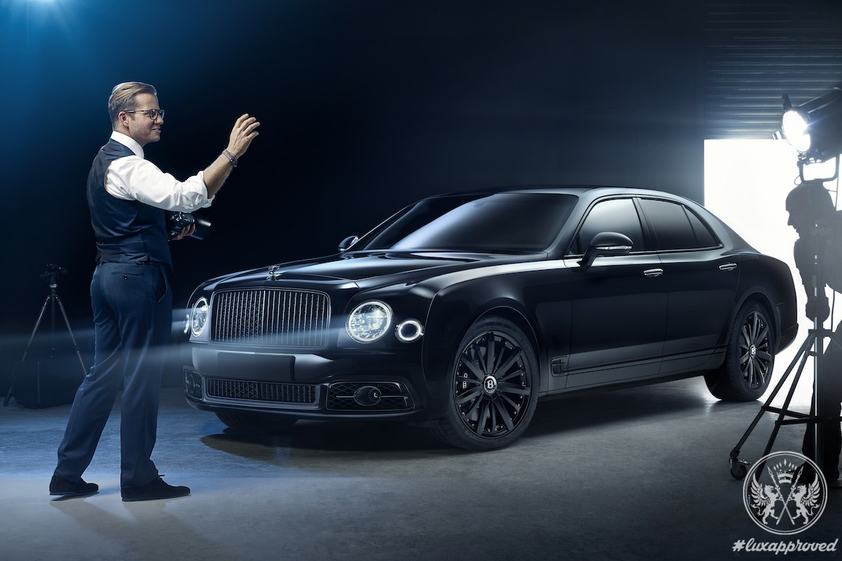 Bamford x Bentley Mulliner Mulsanne Speed