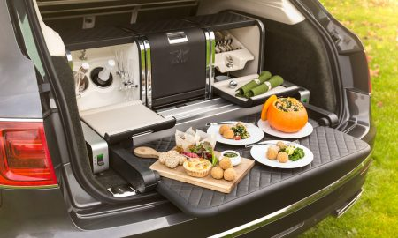 Bentley Creates Ultimate Picnic Menu for Linley Hamper by Mulliner