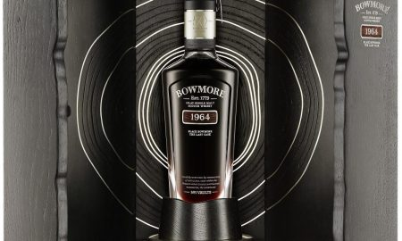 The $19,600 Black Bowmore 50 Year Old Whisky Is Unveiled