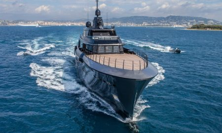 "CRN M/Y Atlante Won the ""Best Power Design Award 2016"""