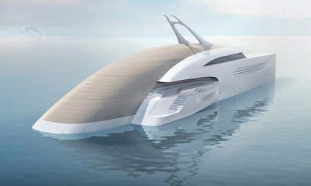 Feadship Choice Yacht Concept Comes with Two-Man Drone & Detachable Beach House