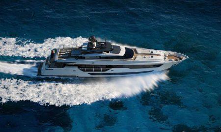 Custom Line 120' Planing Yacht Designed by Francesco Paszkowski Design