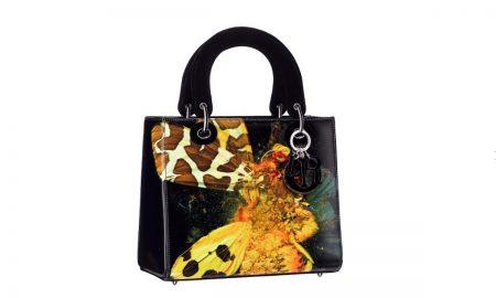 Dior Lady Art Limited Edition Handbags