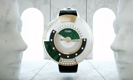 Fendi Policromia, the Fine Jewelry Watch Collection by Delfina Delettrez Fendi
