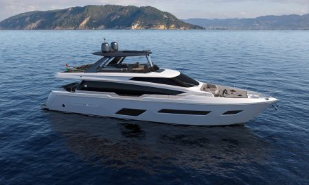Ferretti Yachts 780 Yacht To Make Her Debut in the Summer of 2017
