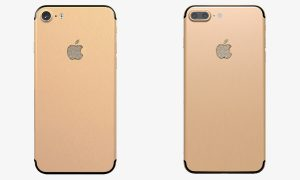 Hadoro iPhone 7 Gold Edition