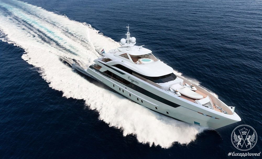 Heesen Yachts Has Launched Project Cayman at the 57th Fort Lauderdale Boat Show