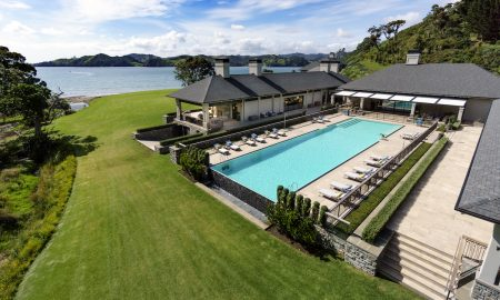 Russian Billionaire Has Officially Opened the $50 Million Helena Bay Lodge