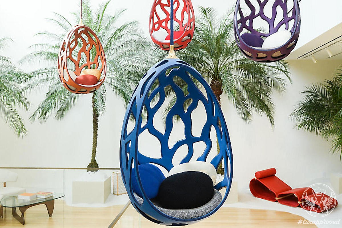 Louis Vuitton Objets Nomades Collection Is Showcased at Miami Design District Store