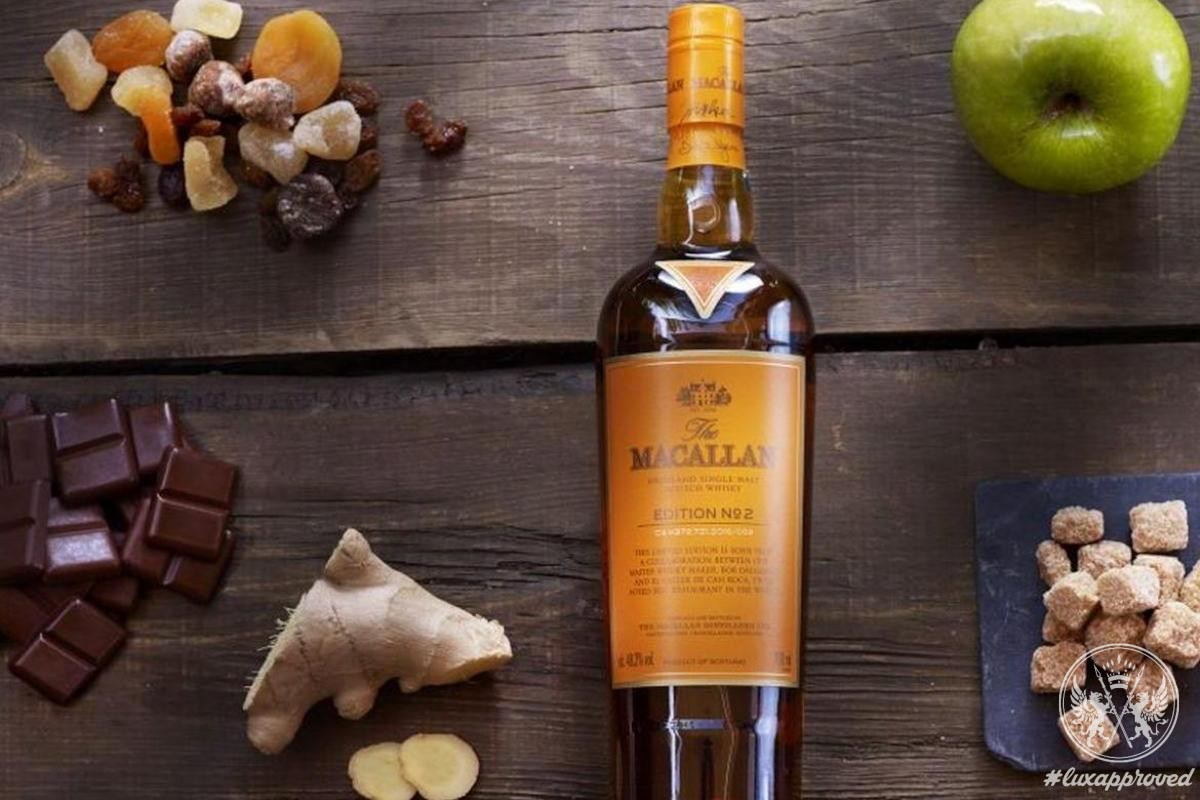 The Macallan Launches Edition No. 2