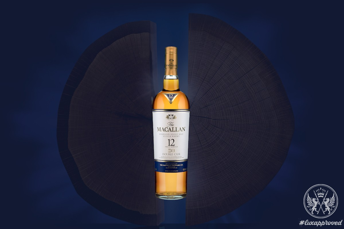 Introducing The Macallan Double Cask 12 Years Old
