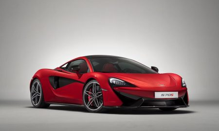McLaren Announces New Design Editions Exclusively for McLaren 570S