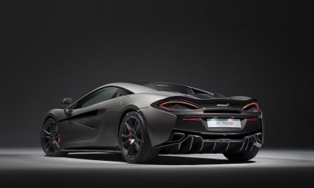 The Track Pack for the McLaren 570S is Announced