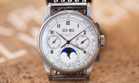 The $11 Million Patek Philippe Ref. 1518 Is The World's Most Expensive Wristwatch