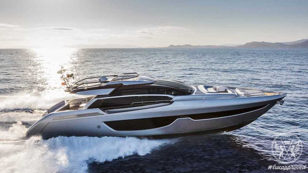 Riva and Custom Line to Exhibit at The Grand Prix of Abu Dhabi