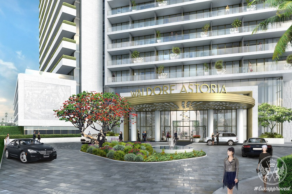 Waldorf Astoria Beverly Hills to Debut in 2017
