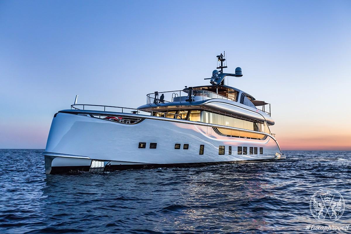 Dynamiq Gran Turismo Transatlantic Series Shake up the World of Luxury Yachting