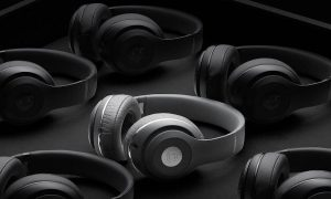 Alexander Wang Special Edition Beats Studio Wireless Headphones in Dove Gray