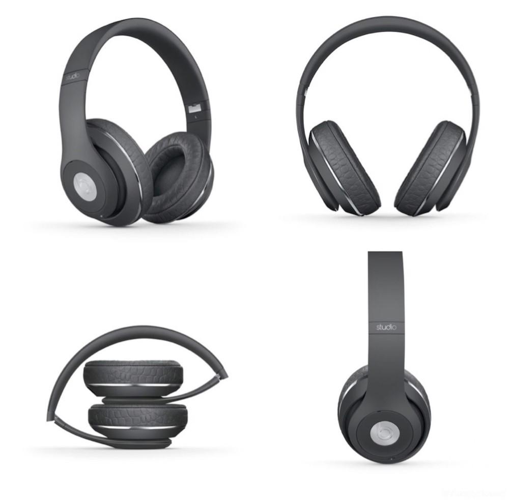 bba65dc7d8c Alexander Wang Special Edition Beats Studio Wireless Headphones in Dove Grey