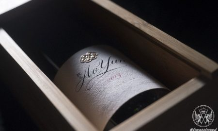 China's First Luxury Wine Ao Yun Unveils Its Inaugural Vintage