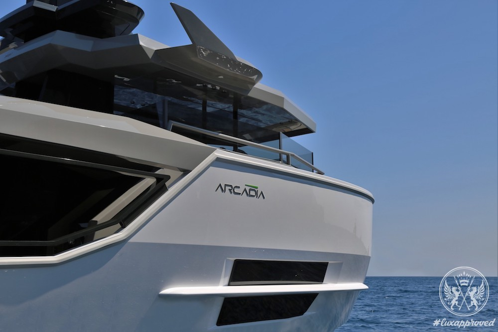 Arcadia Sherpa Is a New Type of Yacht