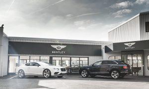 Bentley Opens New Showroom in Lausanne, Switzerland