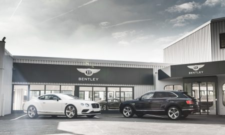 Bentley Opens New Showroom in Lausanne, Switzerland