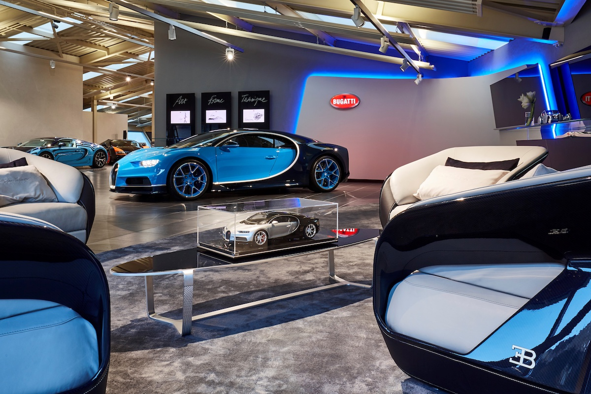 Bugatti Gstaad is the Latest Luxury Hotspot in the Swiss Alps